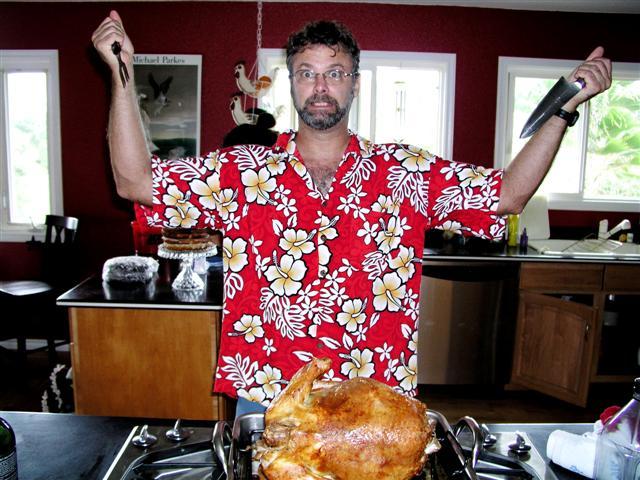 Christmas Turkey!