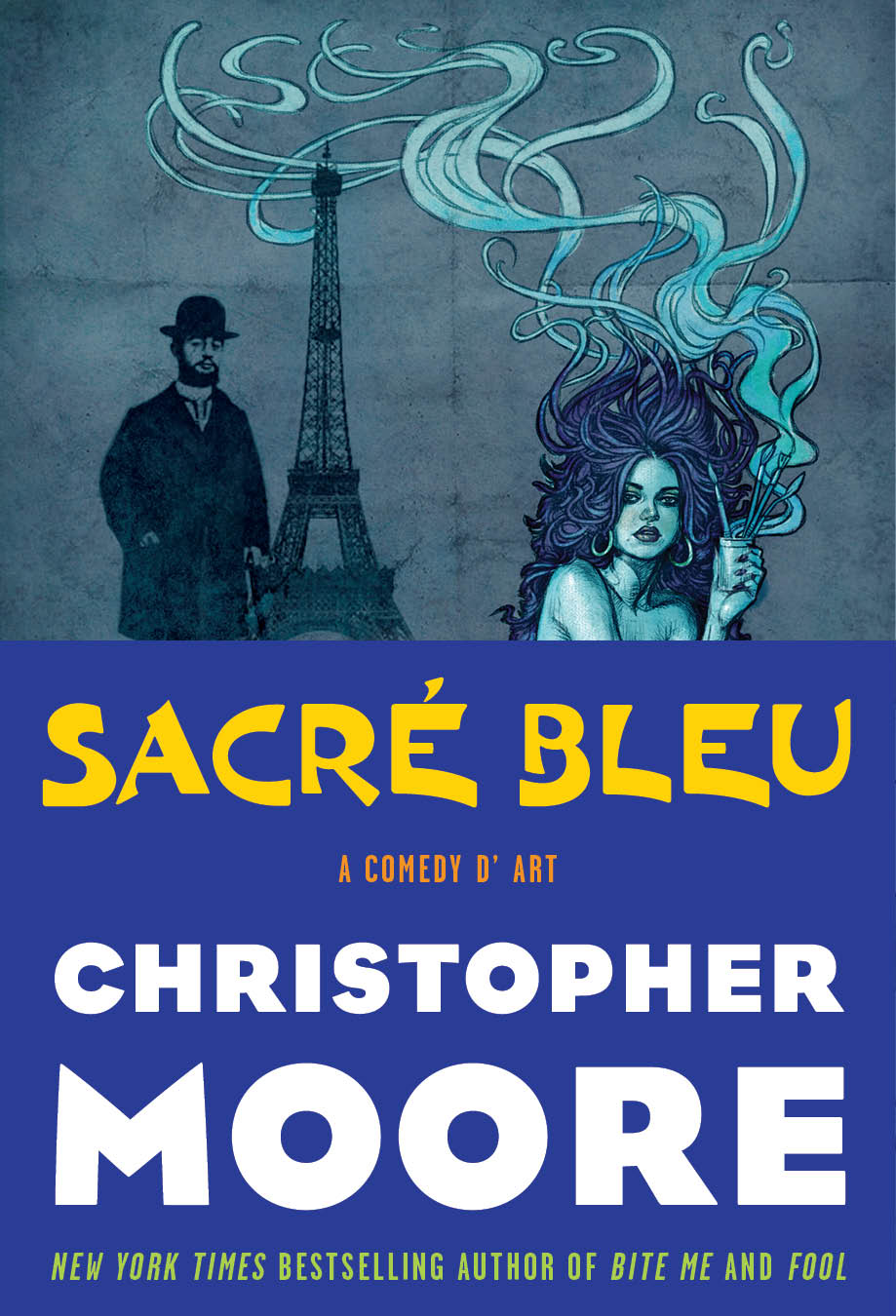 United States Sacré Bleu Final